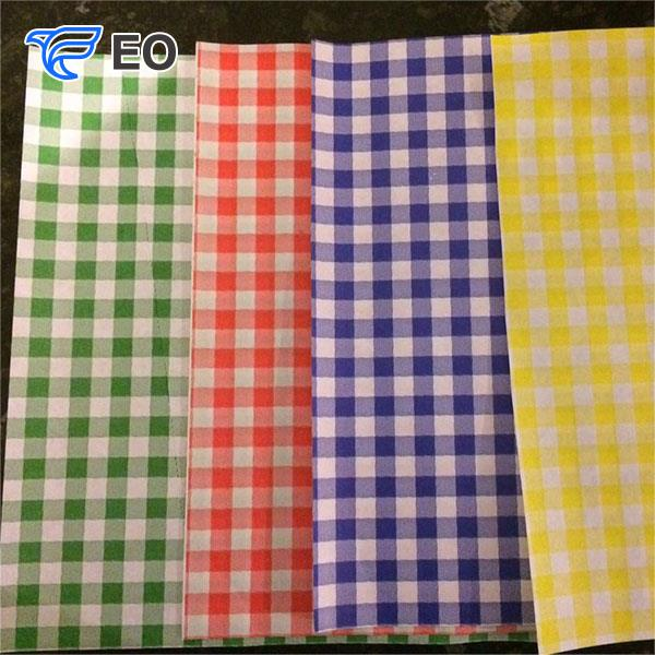 Colored Greaseproof Paper