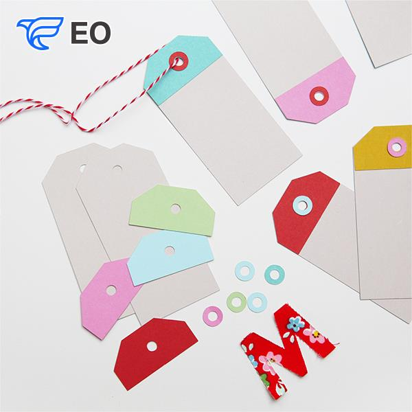 Colored Tag Paper