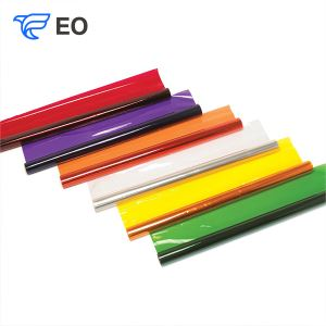 Colored Cellophane Paper