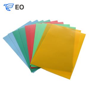 Colored Laminated Paper